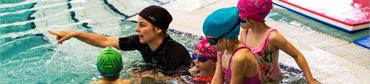 Cennik nauki pływania Legnica